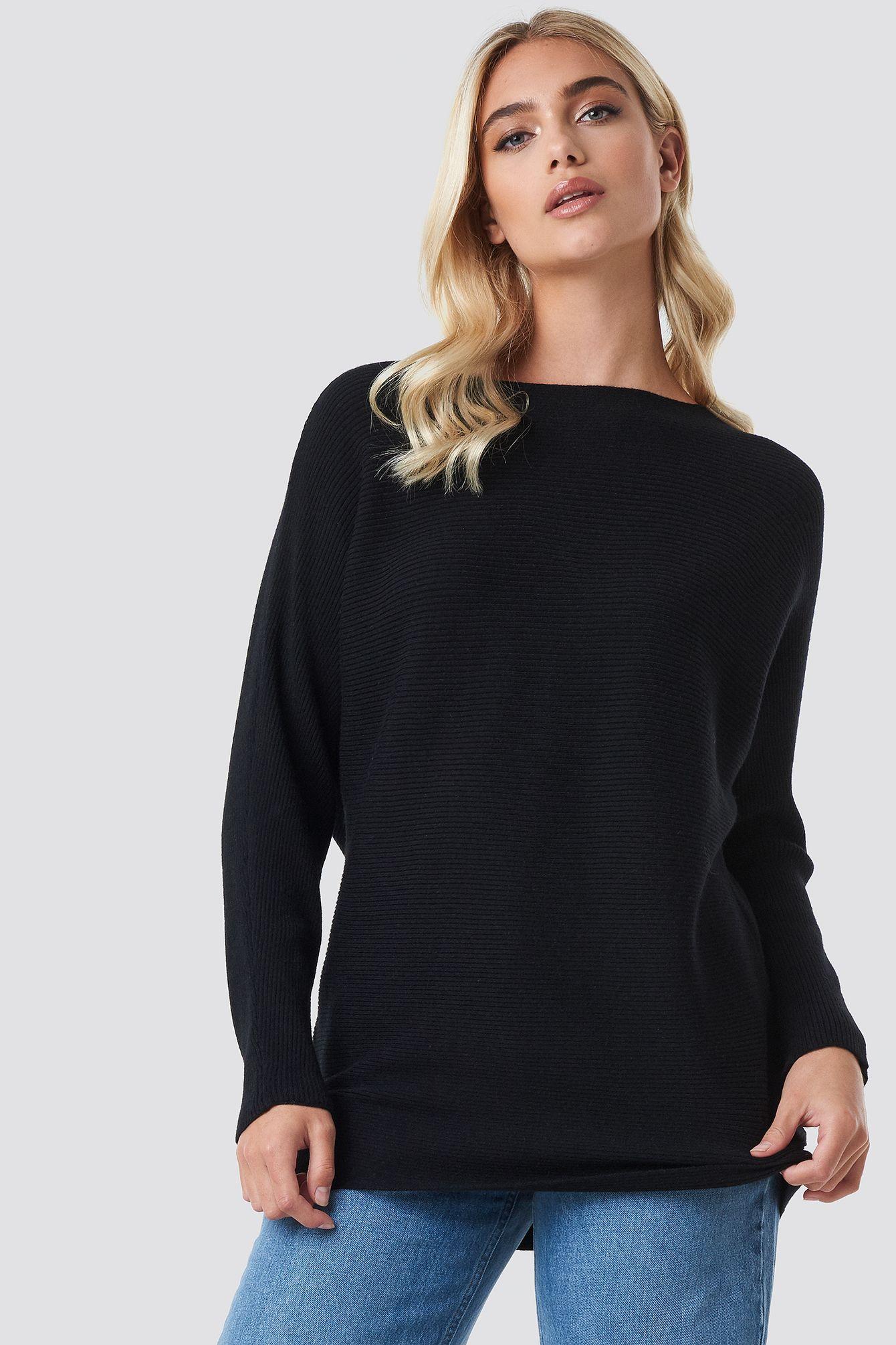 Vanessa Sweater Schwarz