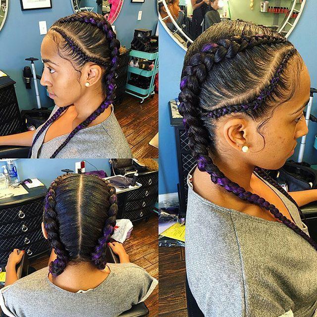Mama Hair Styles Feed In Braids Hairstyles Cornrow Hairstyles