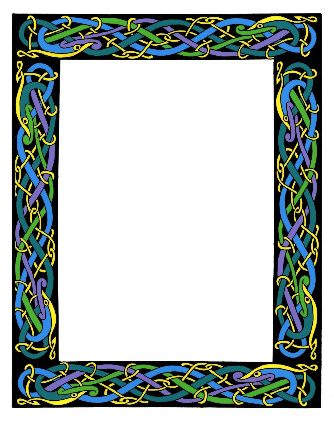 free celtic borders the best free library clipart wallpapers rh pinterest com free celtic clip art borders free celtic designs clip art