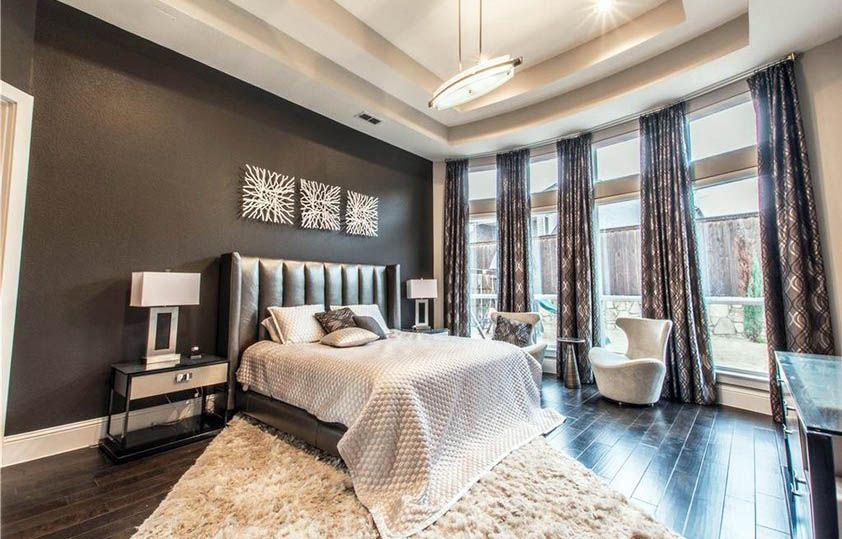 Black Accent Wall Design Ideas Black Accent Walls Dark Dining Room Accent Wall Designs