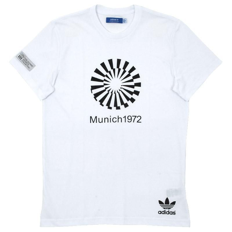 Adidas Munich 1972 t-shirt. My only bother is that they didn't