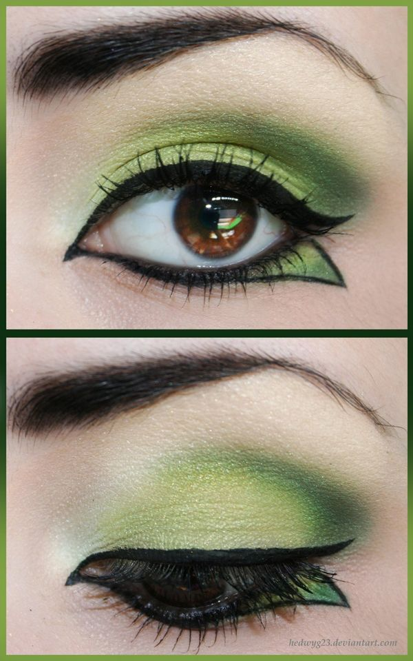 25 Brilliant Examples Of Eye Makeup