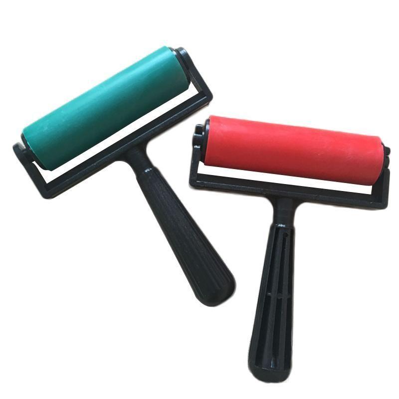 Roller Plastic Roller Printing Glue 5d Diamond Painting Tools Accessories Painting Accessories Diamond Painting Painted Sticks