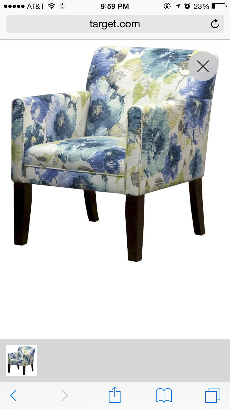 Fell in love with this chair from target today. | Dream Home ...