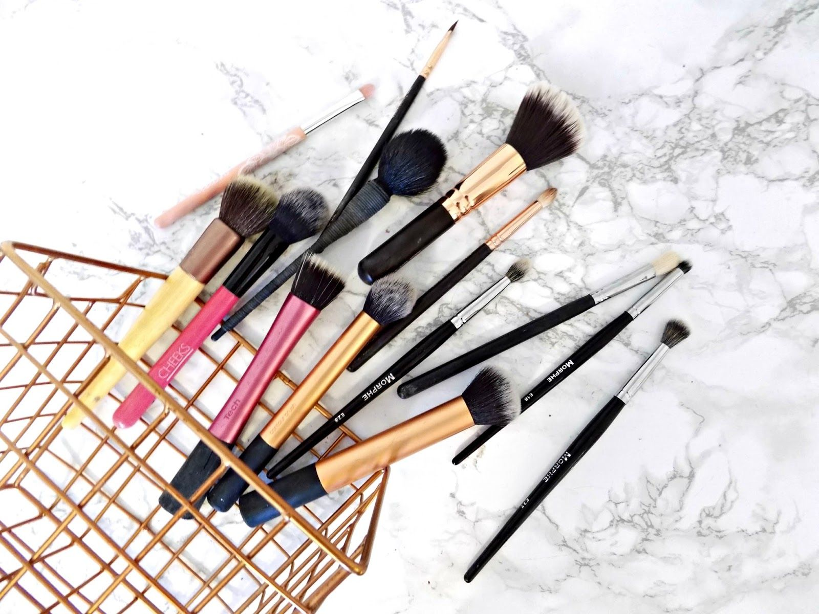 My MustHave Makeup Brushes (LPage Beauty) Makeup tools