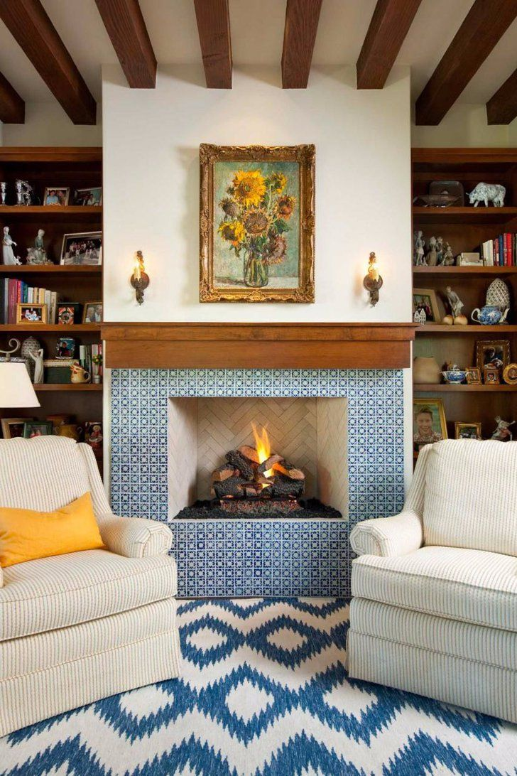 15 Fireplace Budget Friendly Remodels You Wish Were Yours With Images Fireplace Remodel Living Room Remodel Fireplace Tile Surround