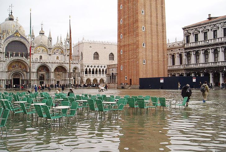 venice - Google Search not at this time of year!
