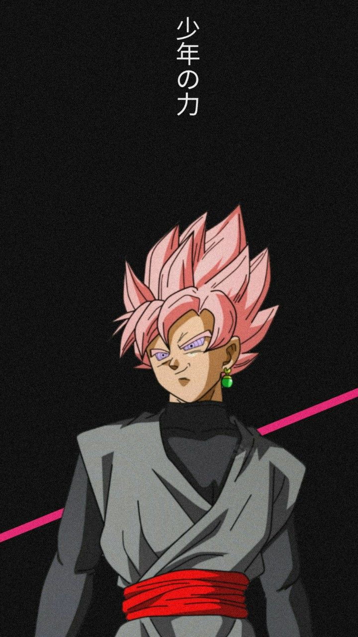 Download Latest Goku Black Wallpaper Iphone for iPhone XS Max Today