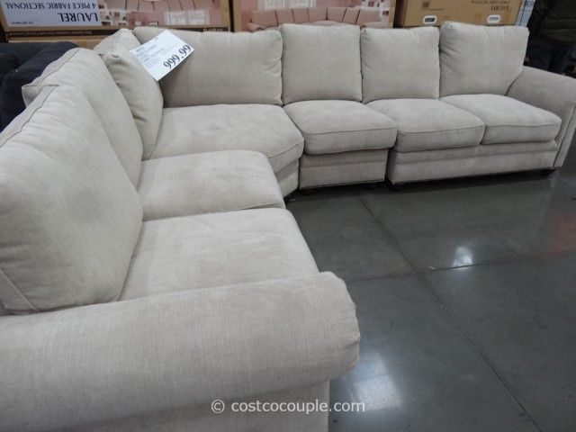 Taylor 7 Piece Sectional Sofa   White Is The Most Refined Of Colors.