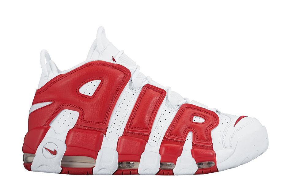 The Nike Air More Uptempo Will Celebrate Its 20th Anniversary In Style