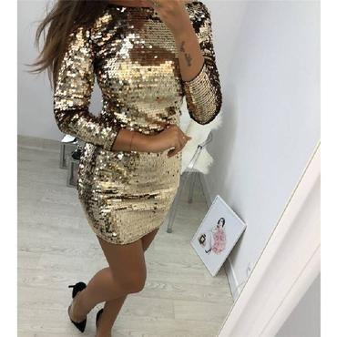 Elegant Backless Sleeveless Bodycon Party Club Mini Dress 3