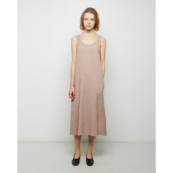 982fb4da32 La Garçonne Moderne Slip Dress ( 270) ❤ liked on Polyvore featuring  dresses