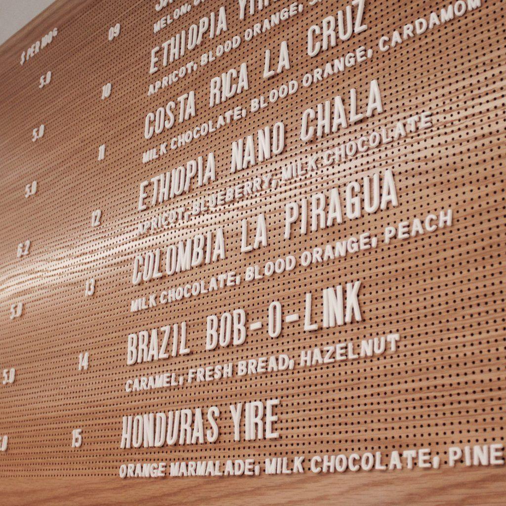 Menu Board Design, Coffee Shop Menu, Menu