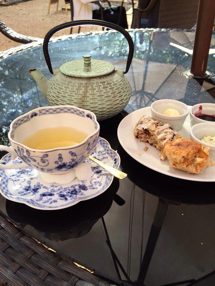 The Flour Box Tea Room and Cafe in Old Salem... Winston Salem, NC ...