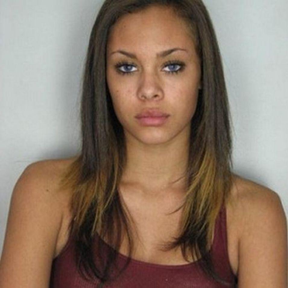 Gabrielle Model Arrested