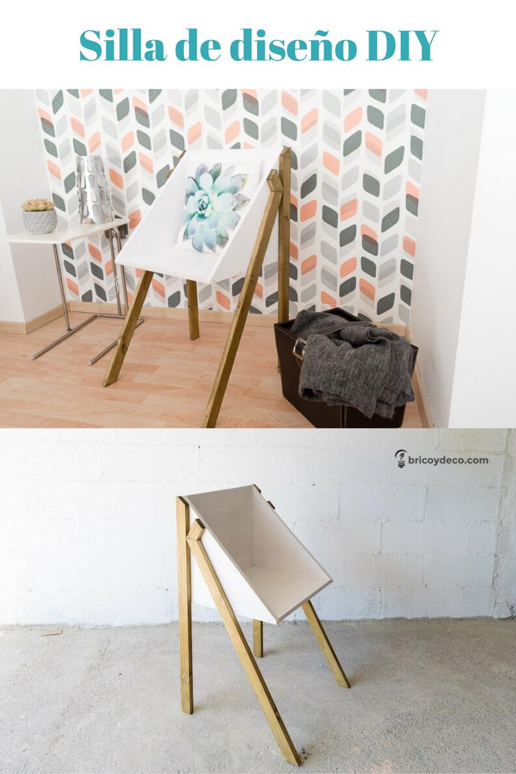 #diy #silla #designchairs #design #designideas #homedecor