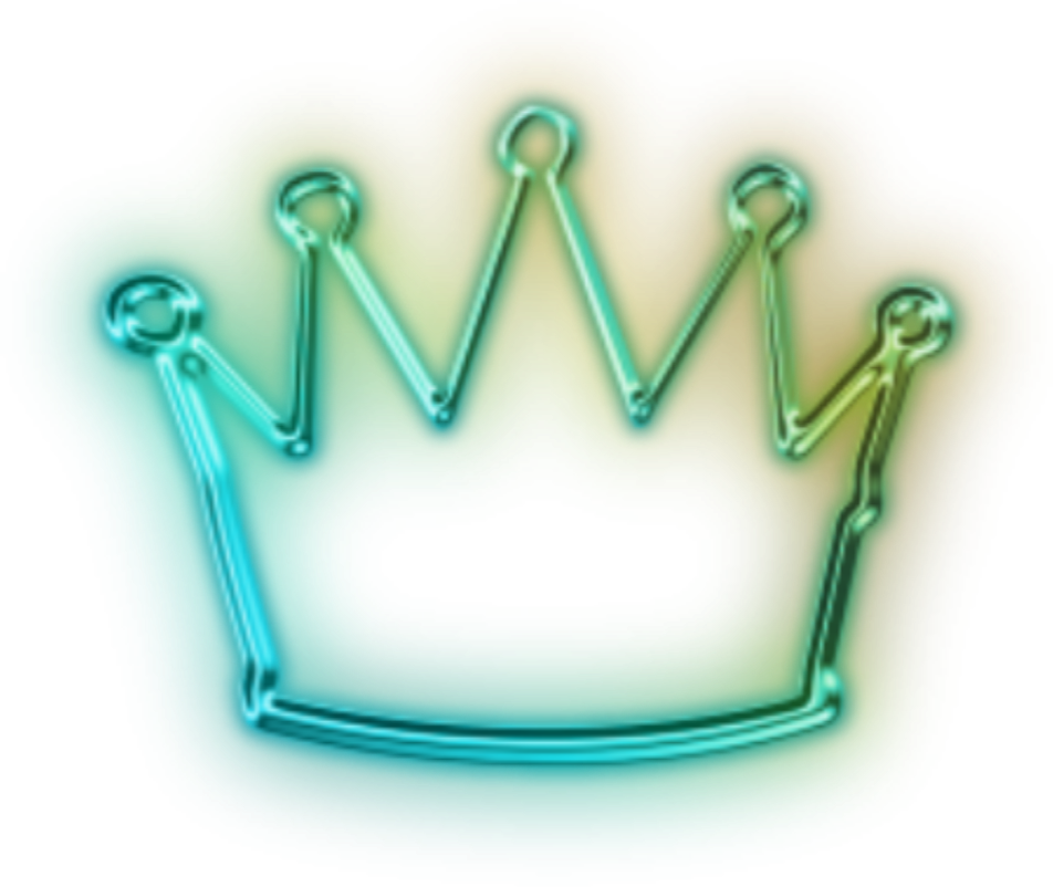 Cmbquotes Crown Photoshop Digital Background Neon Png Dslr Background Images