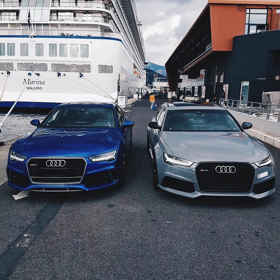 Audi RS6 & RS7