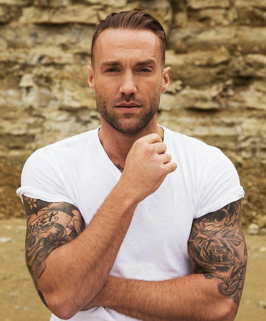 Calum best!   Famously single   Pinterest   sexy Tattoos