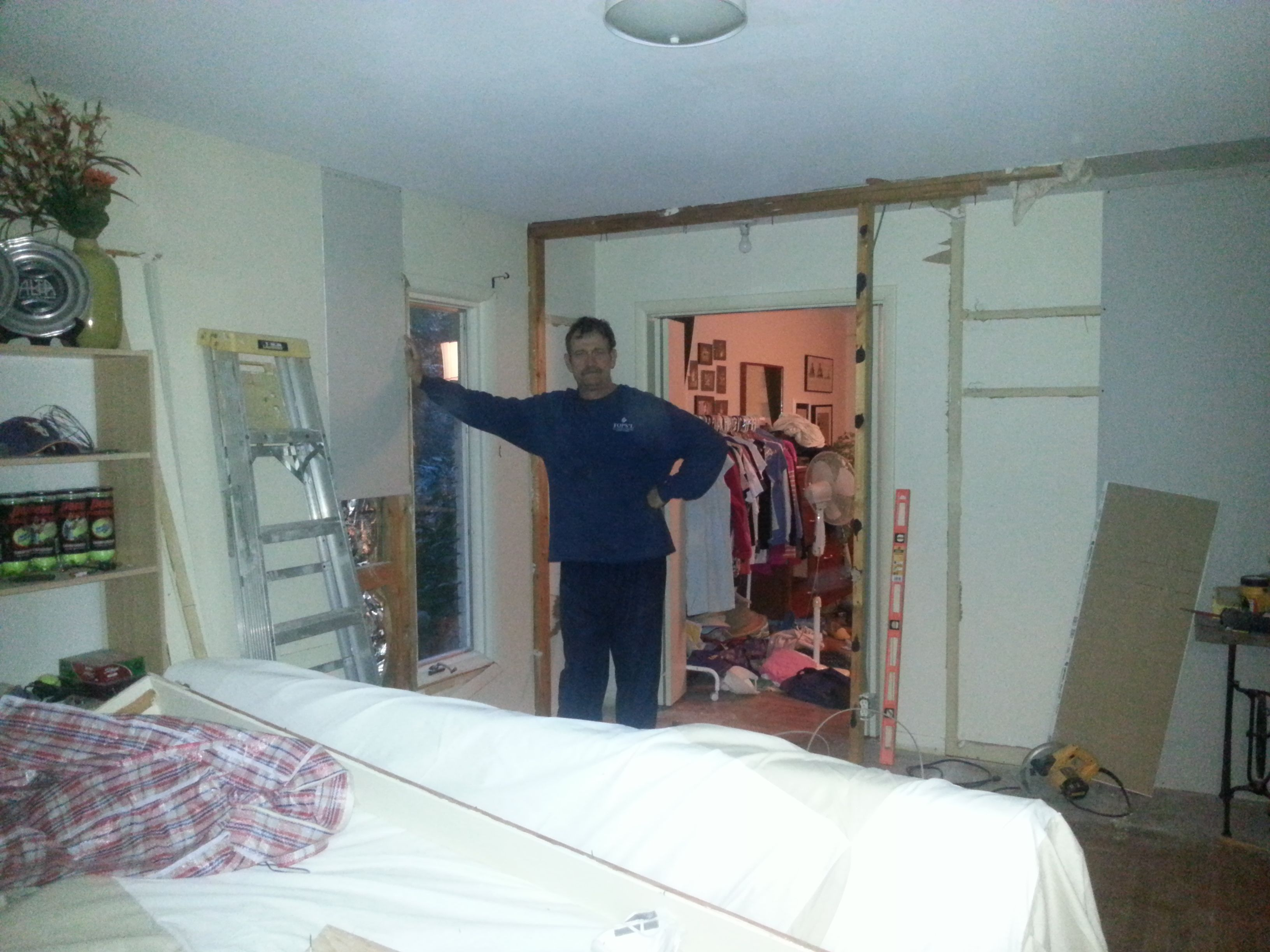 Best Finally Found More Closet Renovation Pictures We Reduced 400 x 300