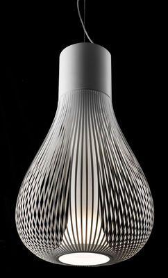 Scopri Sospensione Chasen S2 -componibile, Nero di Flos, Made In Design Italia
