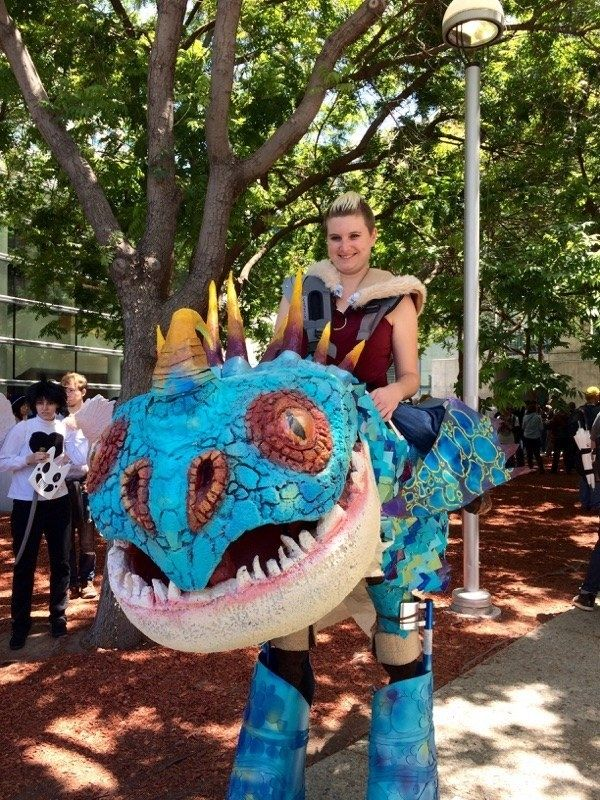 how to train your dragon halloween costumes