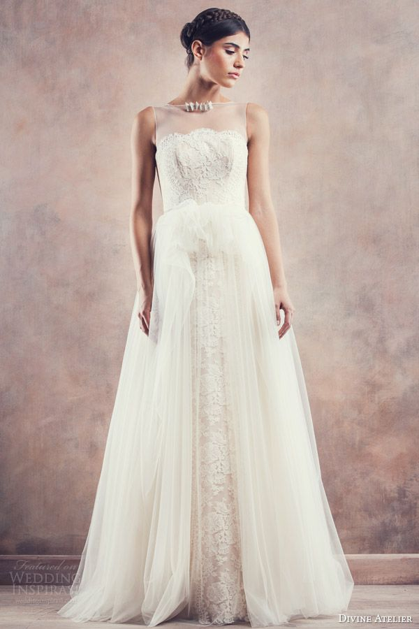 Divine Atelier 2014 Wedding Dresses — Poetica Bridal Collection | Wedding Inspirasi