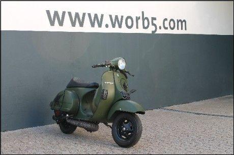 vespa px 172 worb5 scooterparts vespa lambretta scooter. Black Bedroom Furniture Sets. Home Design Ideas