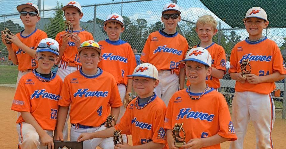 Carolina Havoc 11u 2022 Carolina Travel Baseball Baseball Team