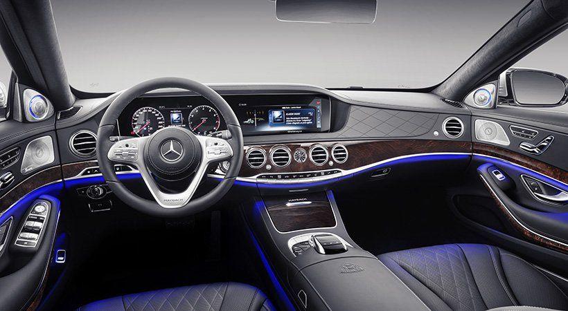 Mercedes Maybach S Class 2019 Nuevo Nivel Del Lujo Extremo Mercedes Maybach Mercedes Benz Maybach Mercedes Clase S