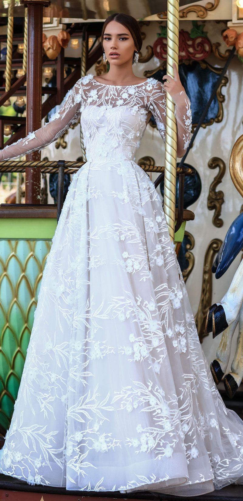 "Katherine Joyce 2018 Wedding Dresses ""Ma Cherie"" Bridal Collection ..."
