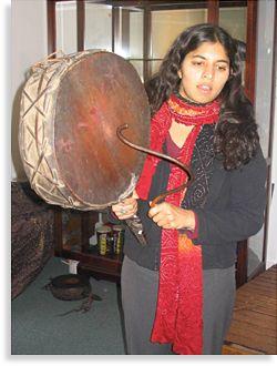 Shaman drum  Nepal