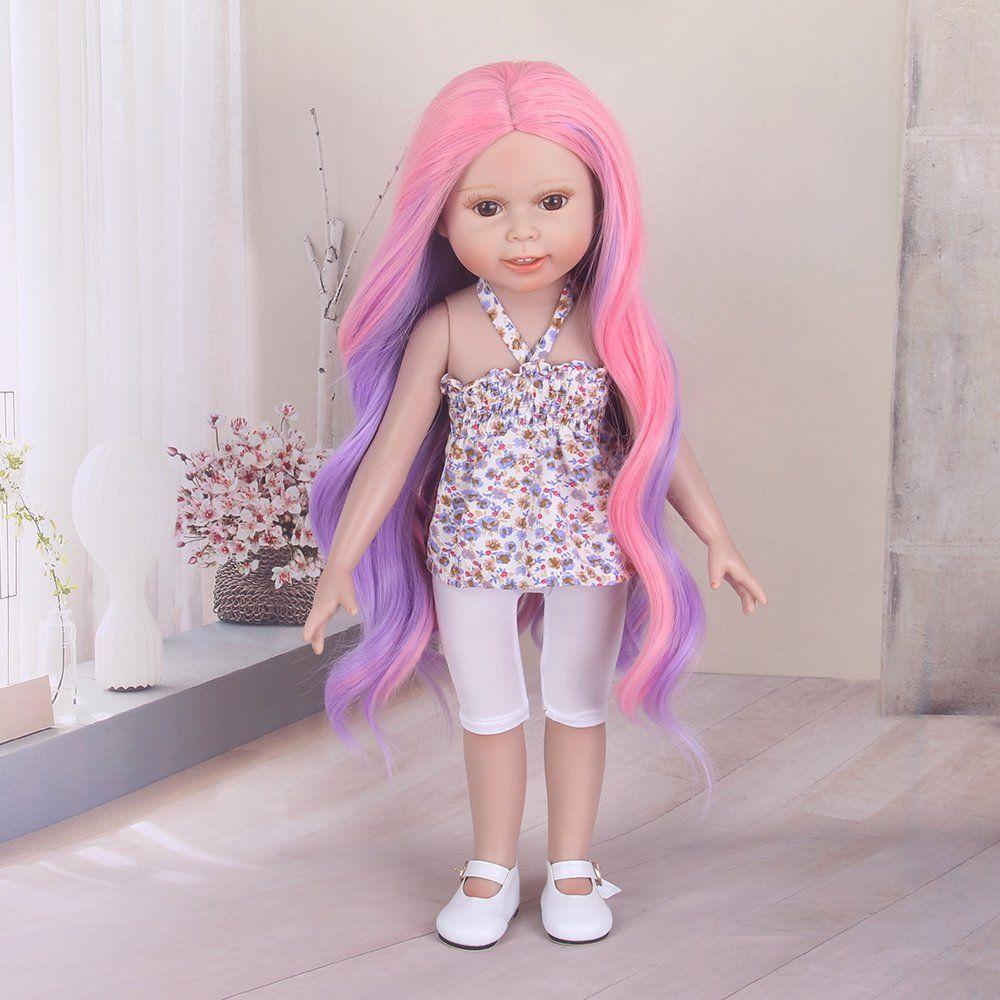 Halloween Makeup >> STfantasy American Girl Doll Wig Long