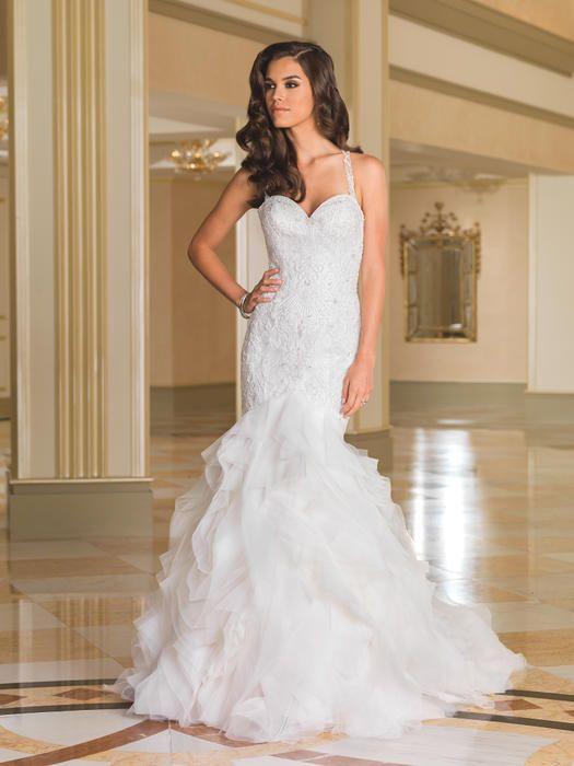 Justin Alexander Bridal 8868 The Wedding Bell Tacoma WA