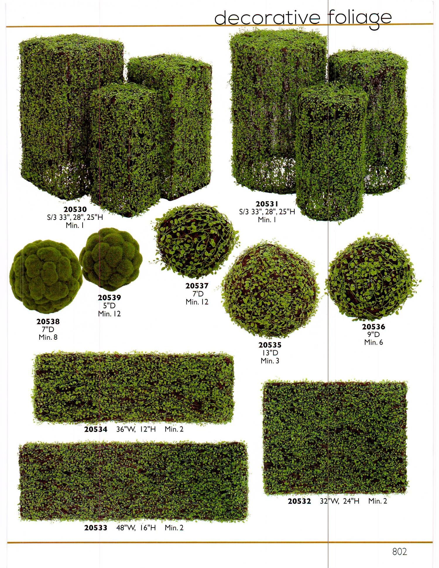 CONTAC US FOR PRICES OR VISIT OUR WEBSITE Moss wall