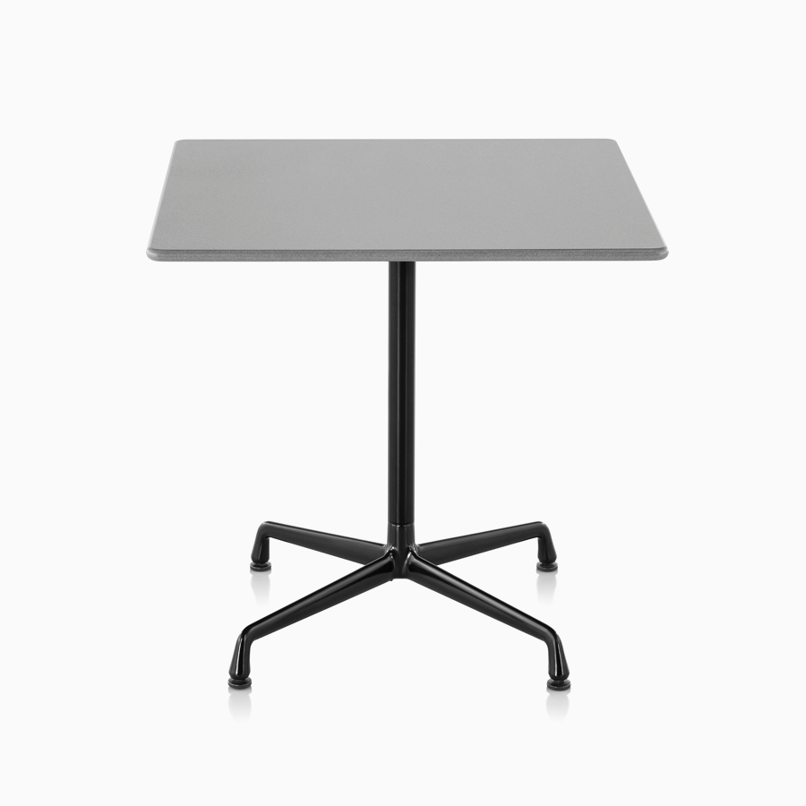 Eames Conference Square Table With An Architect S Focus On