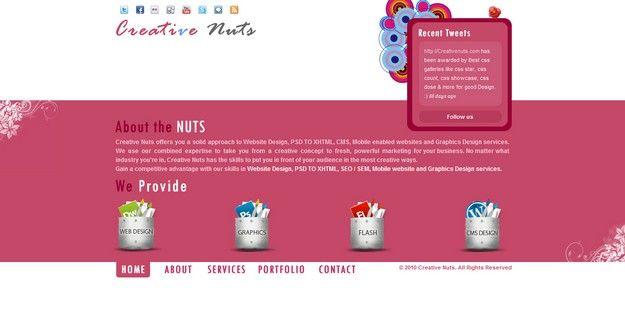 25 Examples Of Best Single Page Websites Web Design Development Design