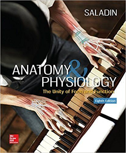 Anatomy & Physiology: The Unity of Form and Function 8th Edition by ...