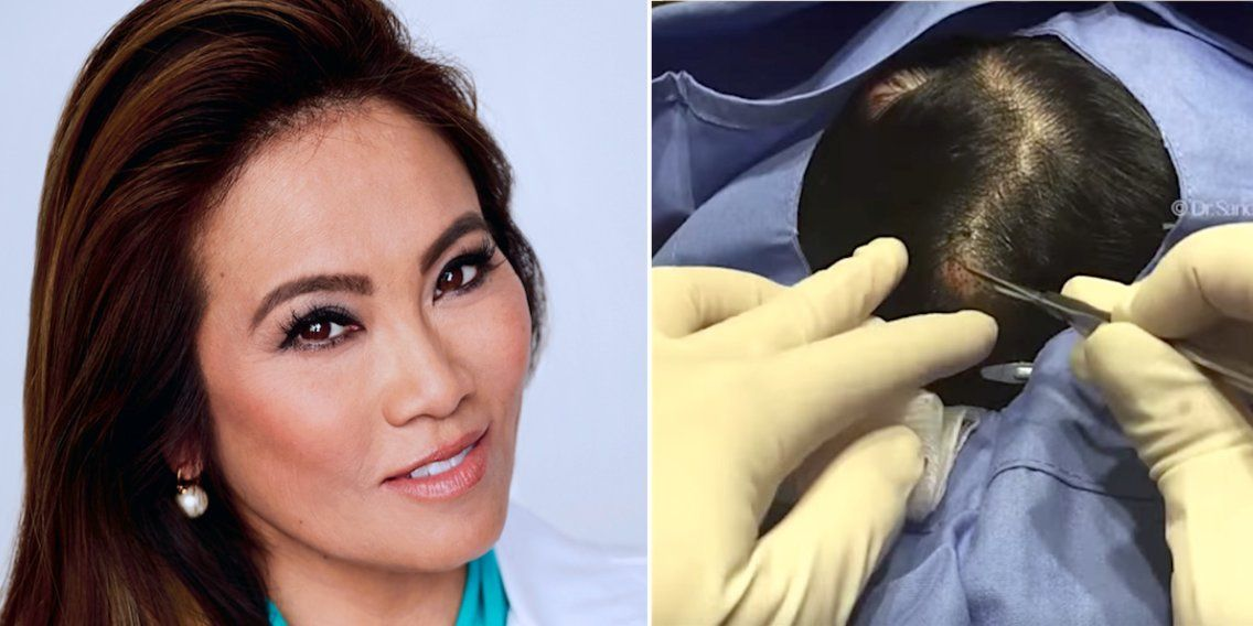 Dr Pimple Popper Says All The Gross Sound Effects On Her