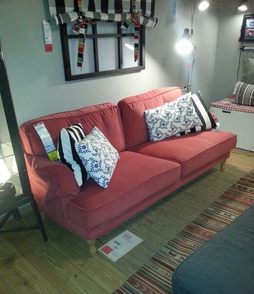 ikea bordeaux stocksund sofa