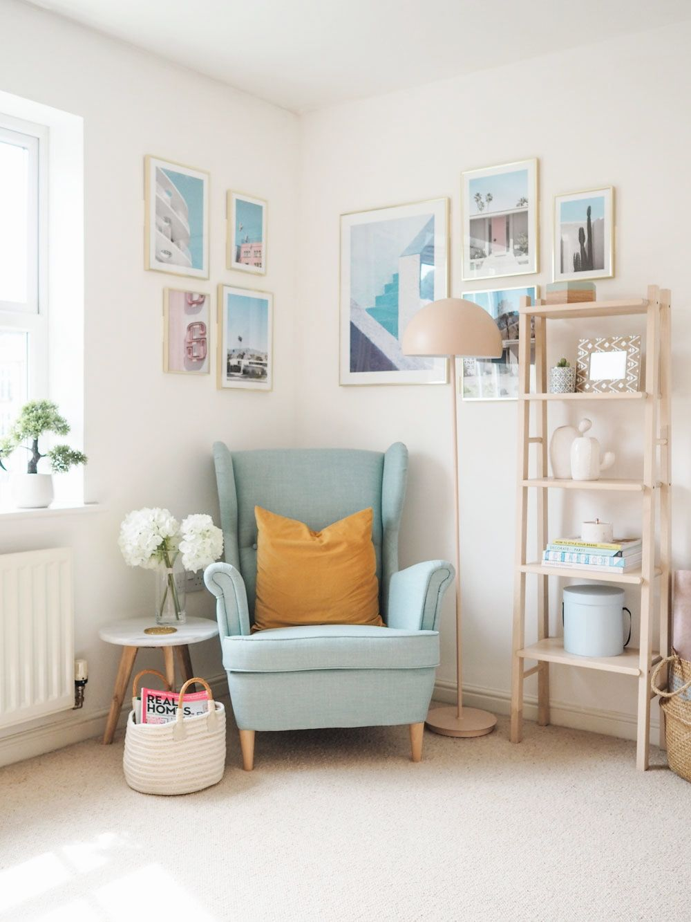 Photo of Californian-Inspired Home Office Makeover Reveal – Apartment Number 4