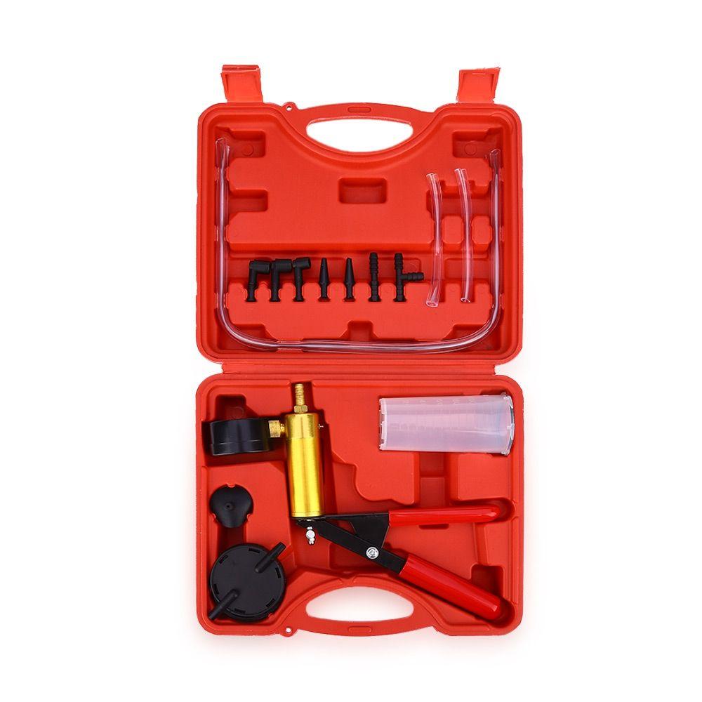 Nose piercing gun kit  AliExpress High Quality Car Auto Hand Held Vacuum Pistol Pump Brake