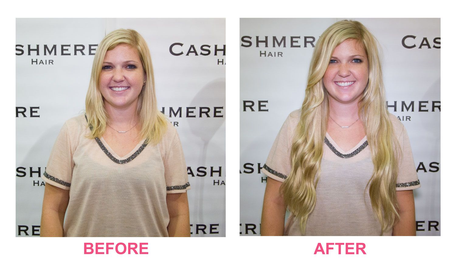 Remy clip in hair extensions before after pictures cashmere remy clip in hair extensions before after pictures cashmere hair extensions pmusecretfo Images