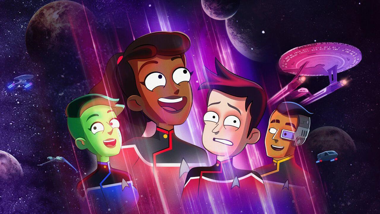 Watch full HDWill Star Trek Lower Decks Season 1 be on
