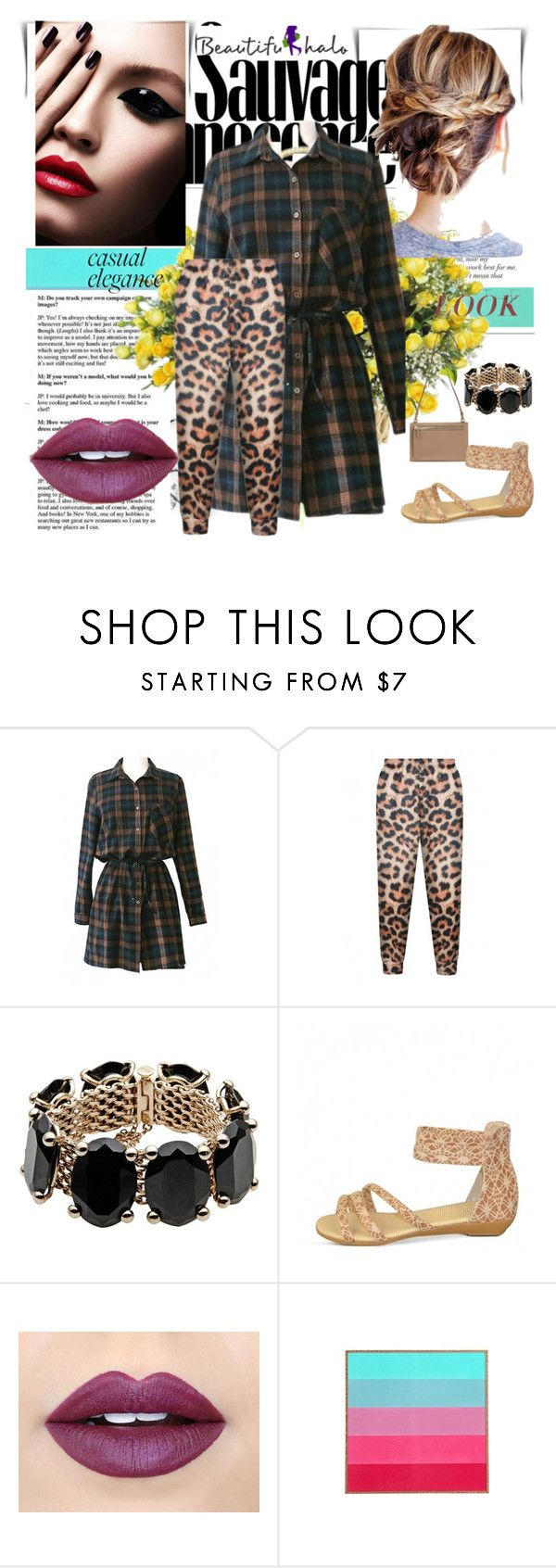 """""""Beautifulhalo 23"""" by nisa-hadzic ❤ liked on Polyvore featuring Valentino, Fiebiger, DENY Designs and bhalo"""