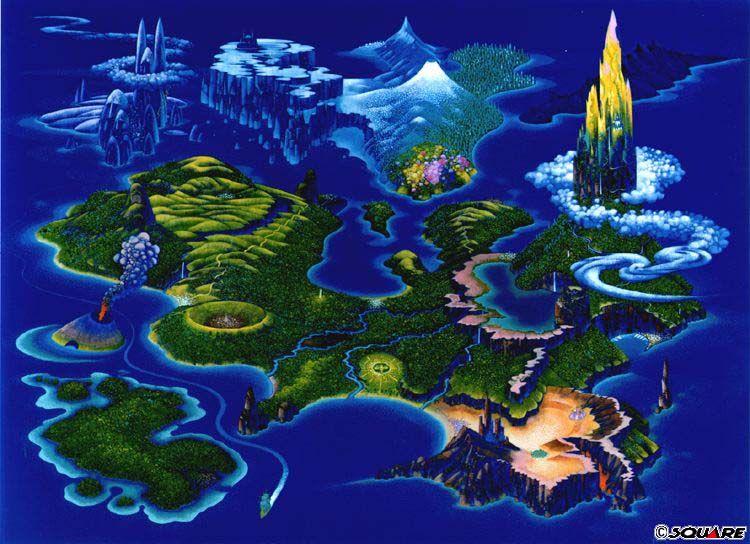 Seiken densetsu 3 world mapg see pinterest seiken densetsu 3 world mapg gumiabroncs Image collections