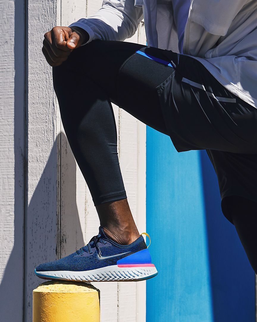 110b14369a1a Nike Epic React Flyknit Men s Running Shoe