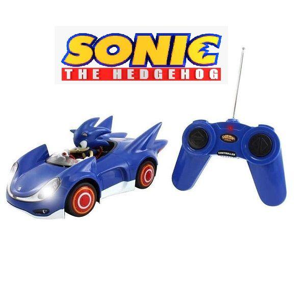 Pin En Sonic Control Remoto