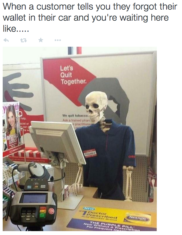 25 Pictures That Will Give Retail Workers Intense