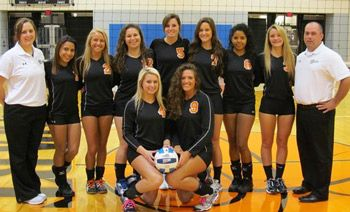 A Perfect Season Northampton Community College S Women S Volleyball Team Finished Up Their Regular Season On Wedn Women Volleyball Volleyball Team Volleyball